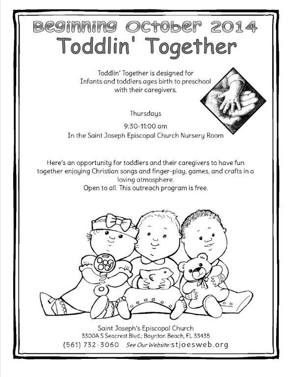 Toddlin Together